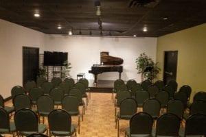 Gist Piano Hall