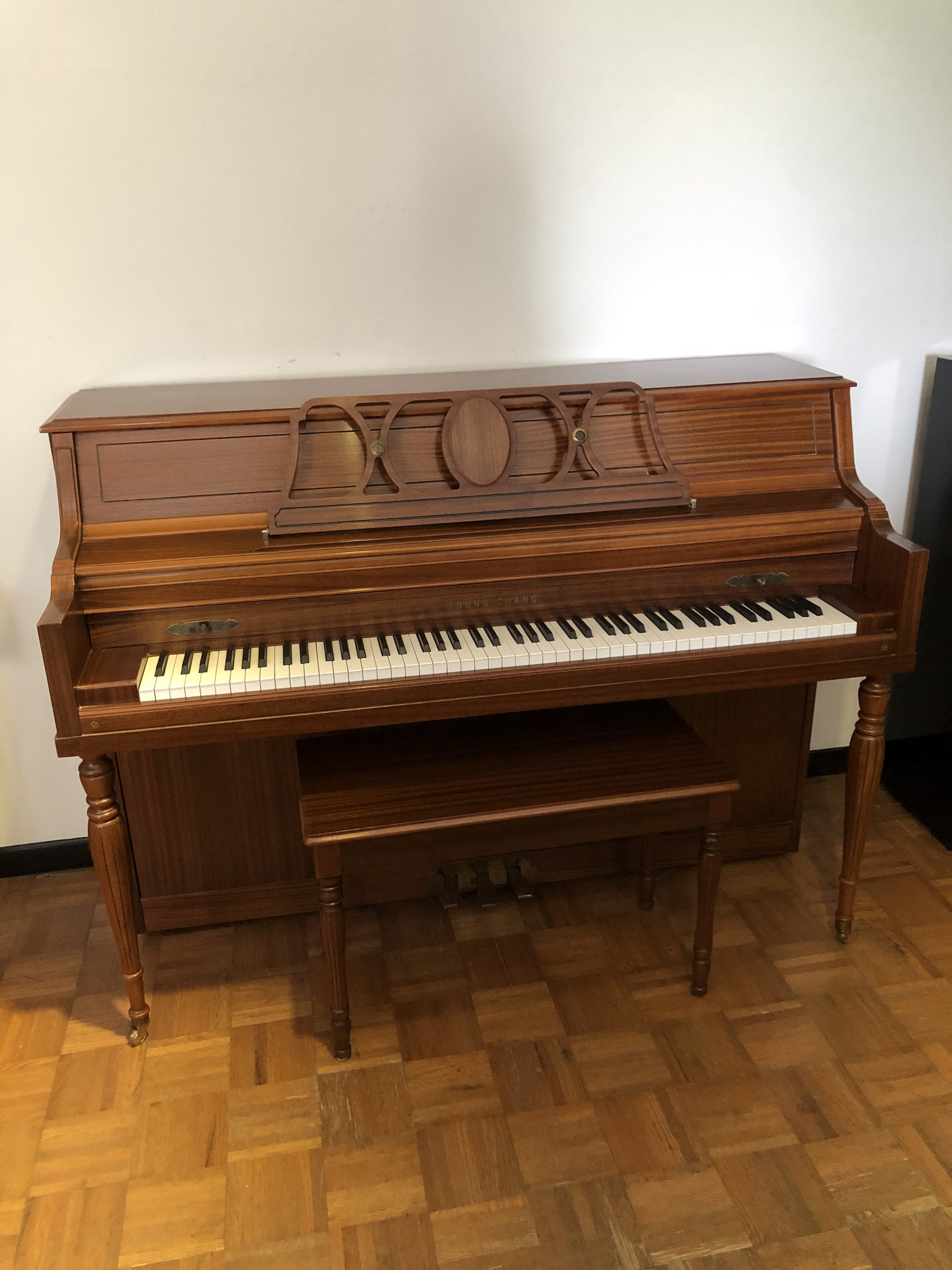 Upright Made in 1988$1,899