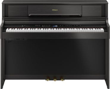 "Model: LX705  Size: 41""  Charcoal Black or Dark Roseood Finish Warranty: 10 years"