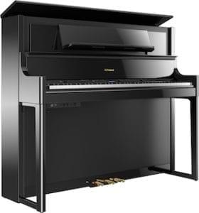 "Model: LX708  Size: 46""  Charcoal Black Finish  Warranty: 10 years"