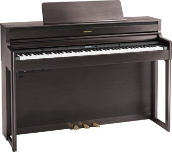 """Model: HP704  Size: 43 7/8""""    Finish:Dark Rosewood or Charcoal Black  (Dark Rosewood shown above)   Warranty: 10 years"""